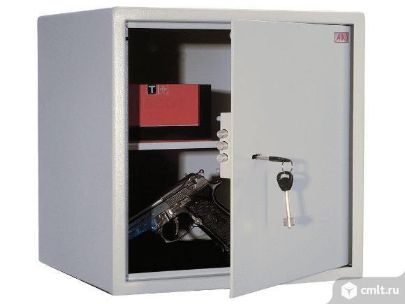 Сейф мебельный,офисный,оружейный Т-40. Фото 1.