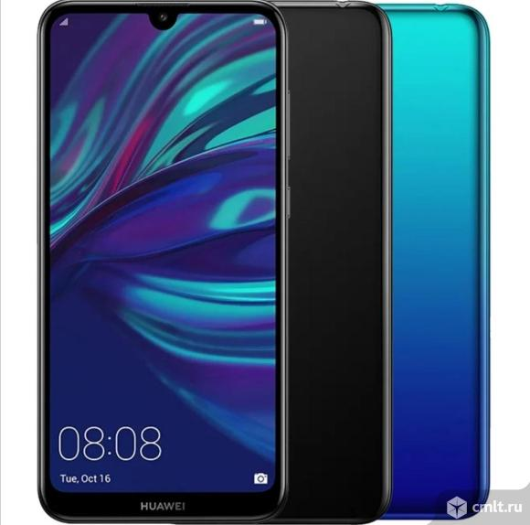 Как новый гарантия смартфон Huawei Y7 2019. Фото 1.