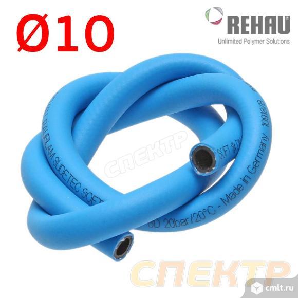 Шланг REHAU Raufilam Slidetec Soft (1м)  10х16мм. Фото 1.