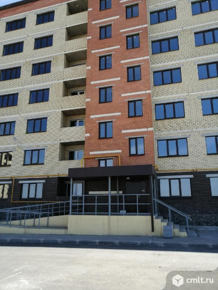 1-комнатная квартира 38,03 кв.м. Фото 1.