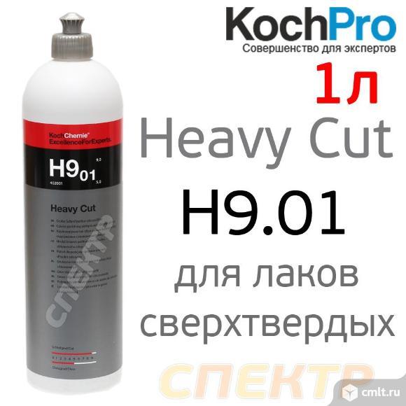 Полироль Koch H9.01 Chemie Heavy Cut (1000мл). Фото 1.