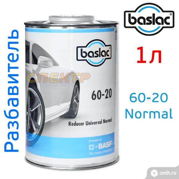 Разбавитель Baslac (1л) 60-20 универсальный. Фото 1.