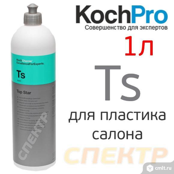 Средство для ухода за пластиком Koch Ts (1л). Фото 1.