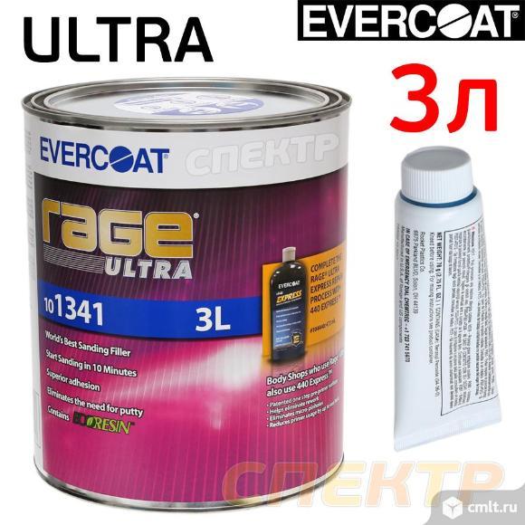 Шпатлевка EVERCOAT Rage Ultra (3л). Фото 1.