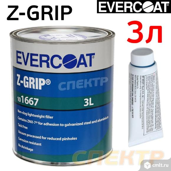 Шпатлевка EVERCOAT Z-Grip (3л). Фото 1.