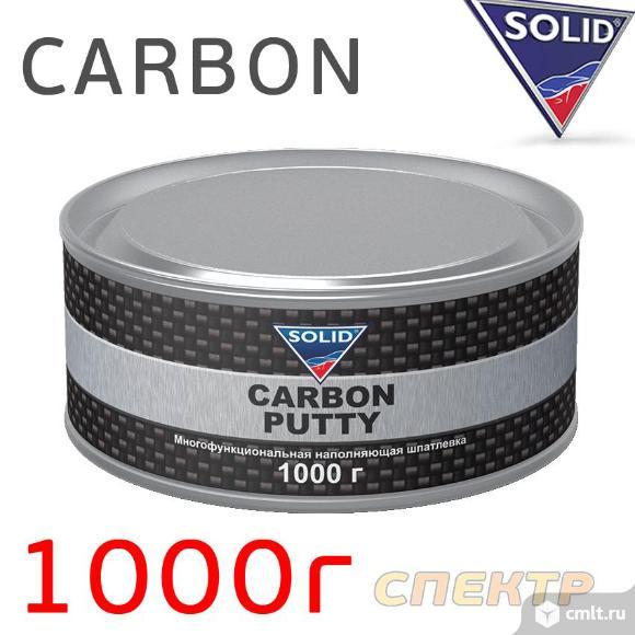 Шпатлевка с углеволокном Solid Carbon (1,0кг). Фото 1.