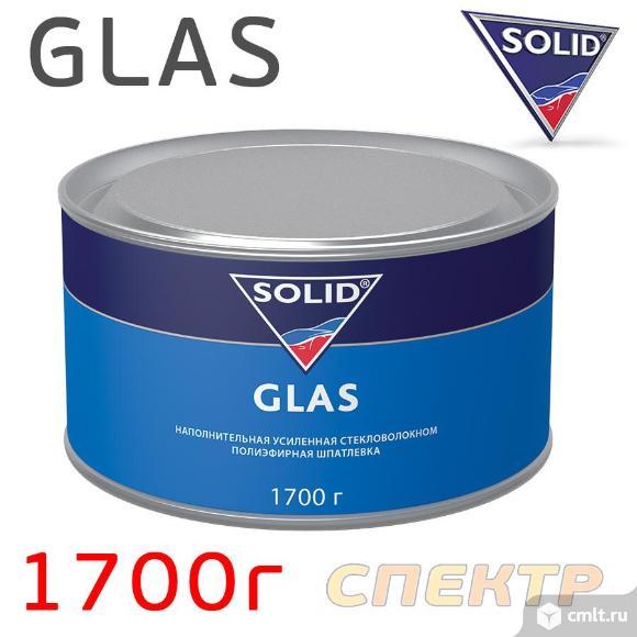 Шпатлевка со стекловолокном SOLID Glass (1,7кг). Фото 1.