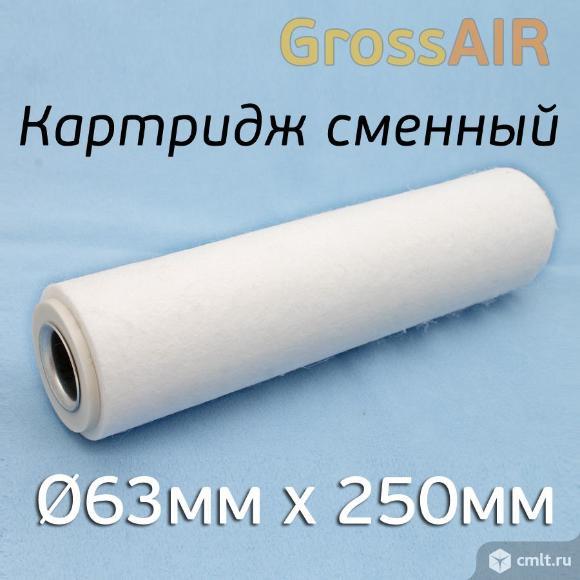 Картридж сменный для GrossAIR (d=63, h=250мм). Фото 1.