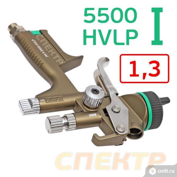 Краскопульт SATA X 5500 B HVLP (1,3мм) «I». Фото 5.
