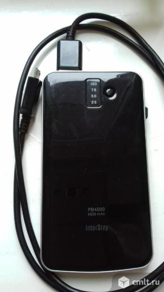 Внешний аккумулятор для телефона. Фото 1.