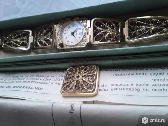 Часы Чайка 1601А гост 10733-79. В родной коробке.. Фото 13.