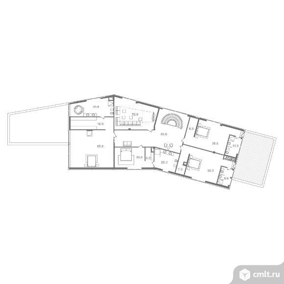 Дом 931,1 кв.м. Фото 5.
