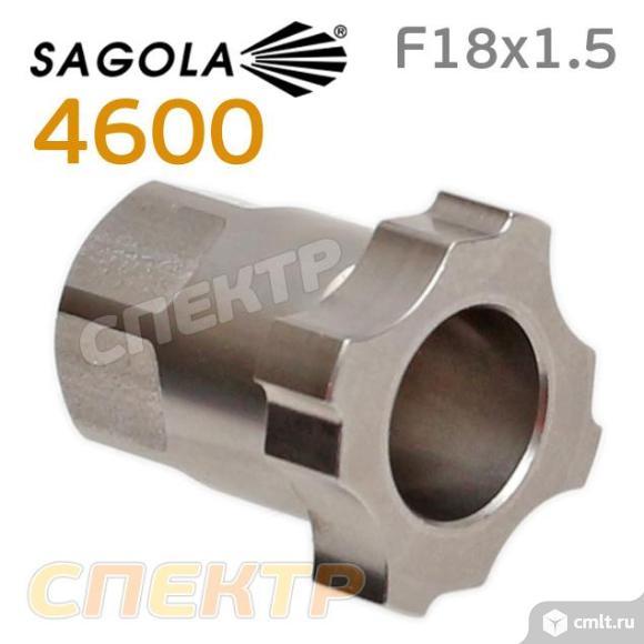 Переходник для системы PPS для Sagola 4600 металл. Фото 2.