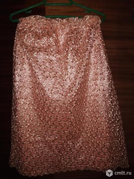Платье на торжество. Фото 1.