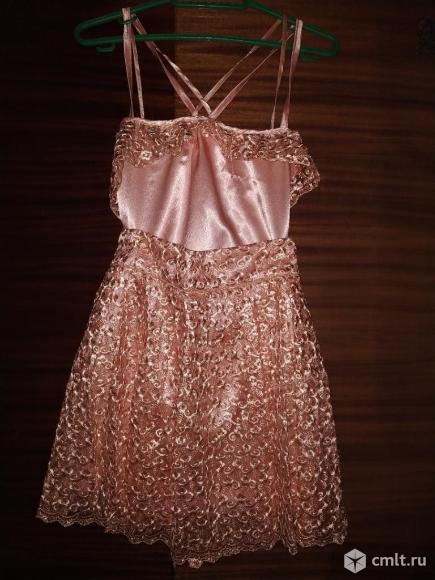 Платье костюм. Фото 1.
