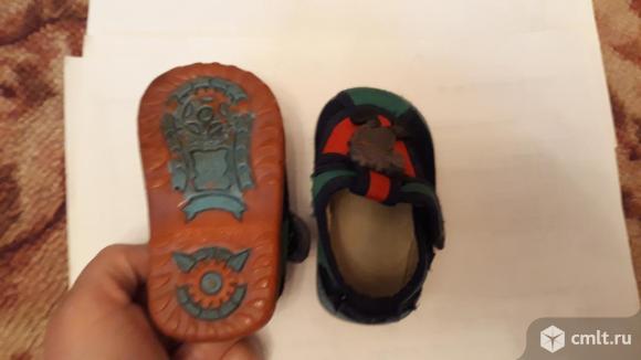 14р 11см текстильные кроссовки. Фото 4.
