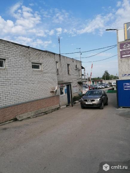 Металлический гараж 20 кв. м Север. Фото 4.