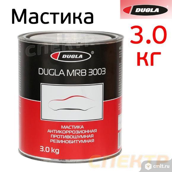 Мастика для днища DUGLA 3003 резино-битумная 1,0кг. Фото 1.