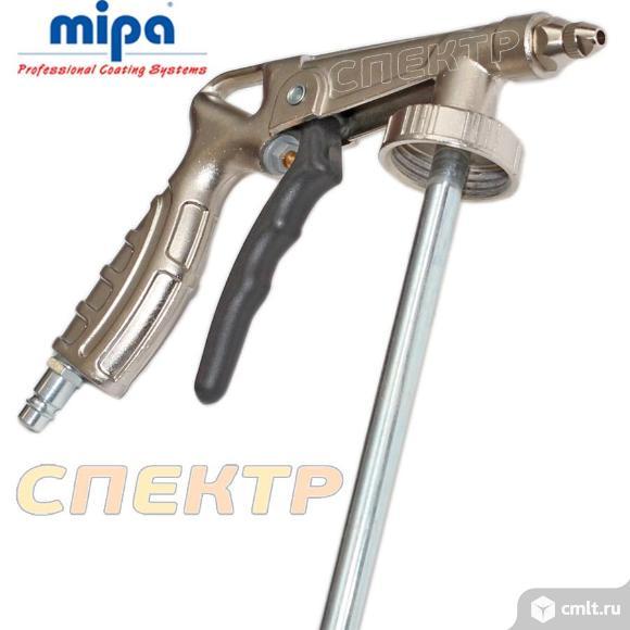 Пистолет для антигравия MIPA с мовильным шлангом. Фото 2.