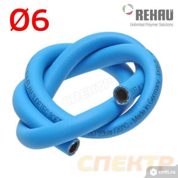 Шланг REHAU Raufilam Slidetec Soft (1м) 6х11мм. Фото 1.