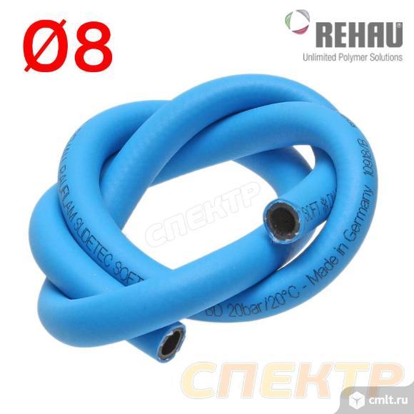 Шланг REHAU Raufilam Slidetec Soft (1м) 8х13мм. Фото 1.