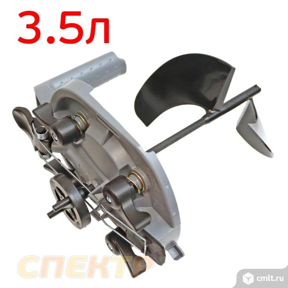 Шнек Brulex (3,5л) PPG дозирующая крышка. Фото 2.