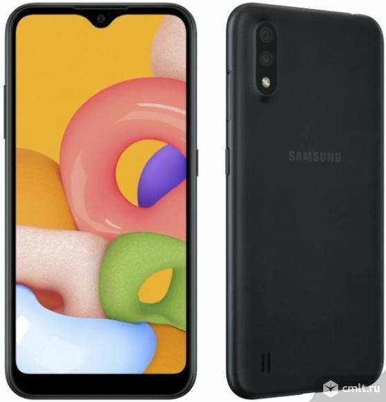 """Как новый гарантия 5,7"""" смартфон Samsung Galaxy A01. Фото 1."""