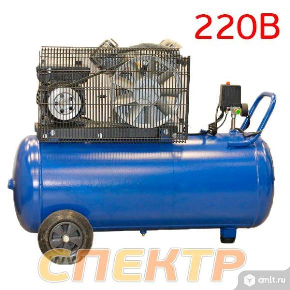 Компрессор REMEZA СБ4/С-100.LB30A (220В) 420л/мин. Фото 2.