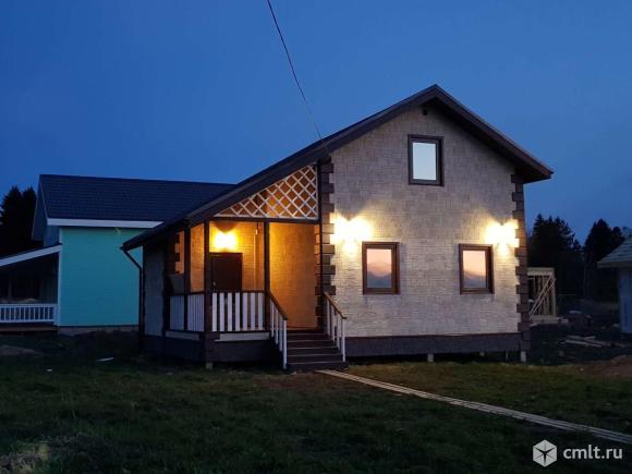 Продается: дом 102 м2 на участке 6 сот.. Фото 1.
