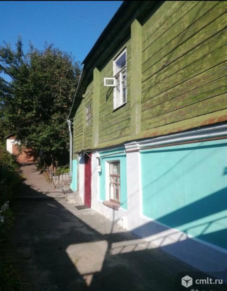 Народных Ополченцев ул., Некрасова ост. Полдома, 163 кв.м. Фото 1.