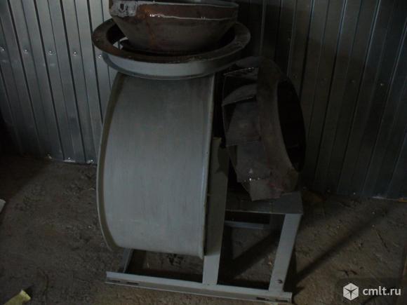Вентилятор радиальный №5. Фото 1.