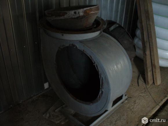 Вентилятор радиальный №5. Фото 2.