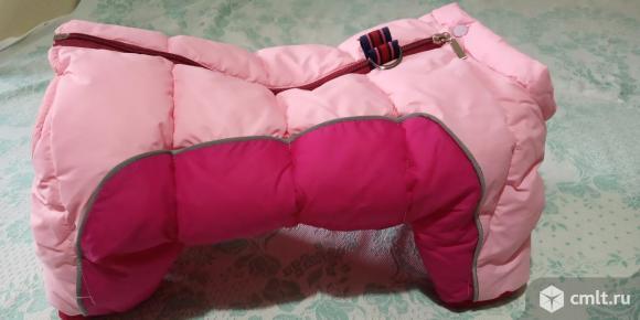 Теплая одежда для собак новая. Фото 1.