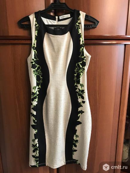 Платье  коктейльное. Фото 1.