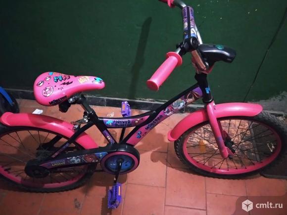 Детский велосипед. Фото 2.