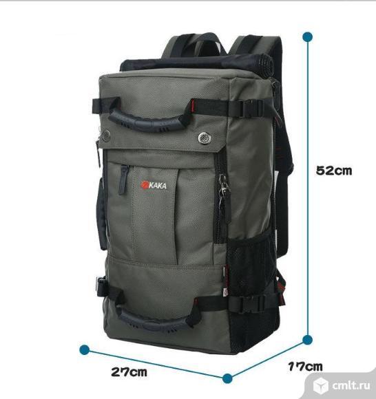 Рюкзак для путешествий непромокаемый 40 л. Фото 1.