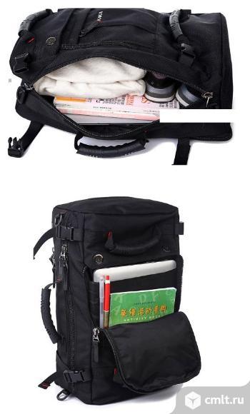 Рюкзак для путешествий непромокаемый 40 л. Фото 10.