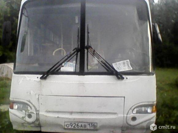 Автобус ПАЗ Аврора - 2007 г. в.. Фото 1.