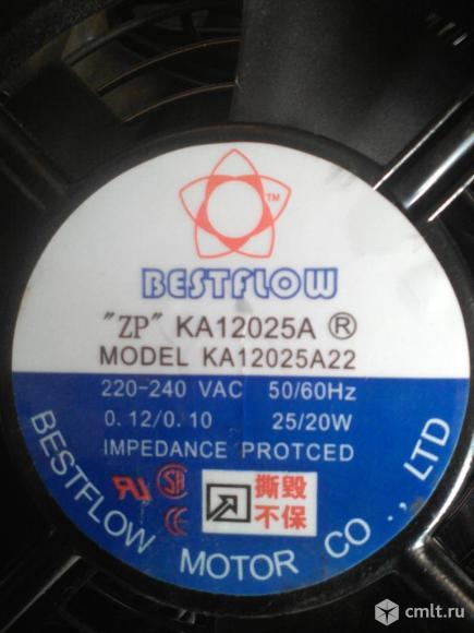 Вентелятор КА12025А22. Фото 2.