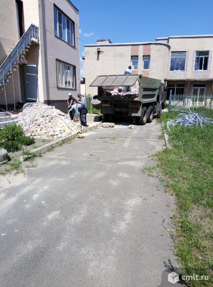 КАМАЗ 10 и 12 т, 10 куб.м, автодоставка песка, щебня. Фото 6.