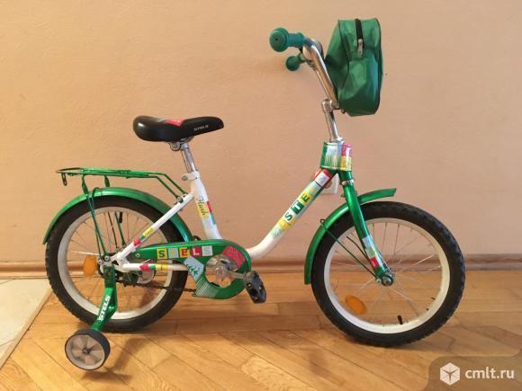 Велосипед Stels детский. Фото 1.