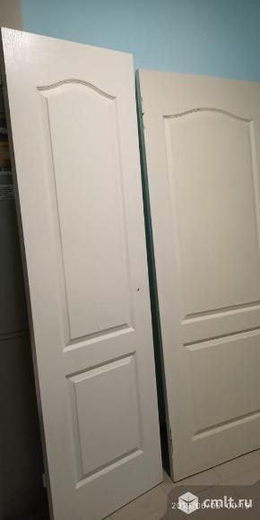 Двери межкомнатные 2шт 2000на800. Фото 2.
