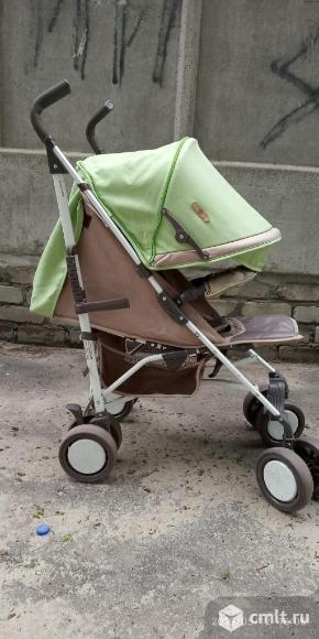 Детская коляска-трость lorelli. Фото 1.