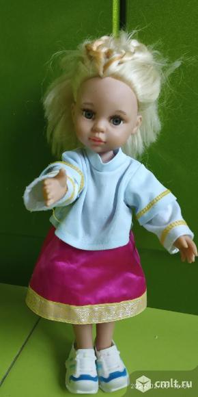 Кукла говорящая смотрите фото. Фото 6.