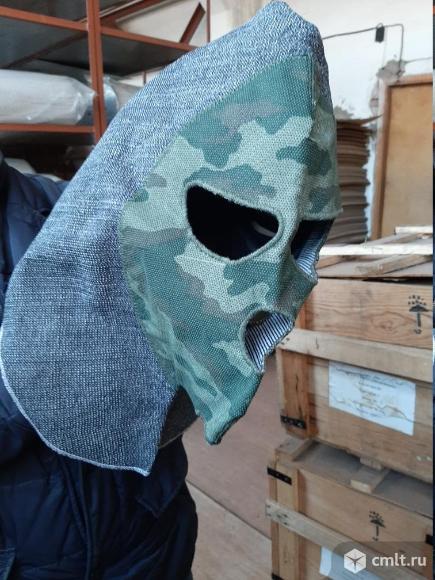 Продам капюшон камуфлированный . Капюшон  предназначен для защиты кожных покровов головы и шеи. Фото 1.