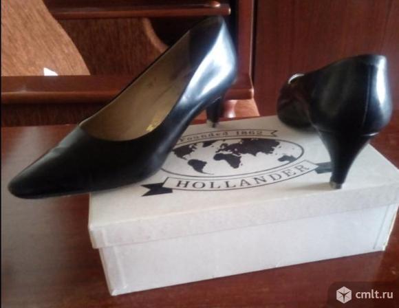 Продаю туфли женские кожаные Голландия. Фото 1.