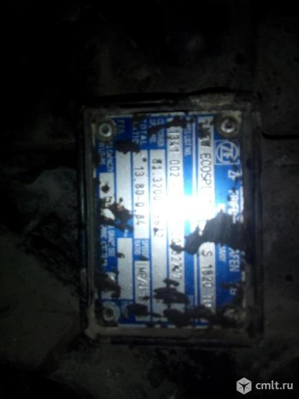 Коробка передач КПП МАН ТГА. Фото 1.