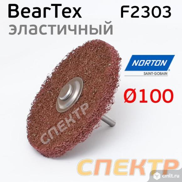 Адаптер для зачистного диска ф100мм Norton F2303. Фото 4.