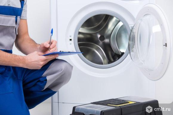 Ремонт стиральных машин-автоматов без посредников. Фото 1.