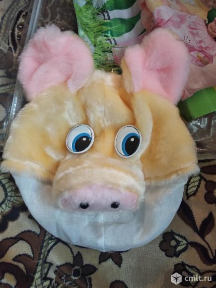 Продам карнавальный костюм свиньи. Фото 3.